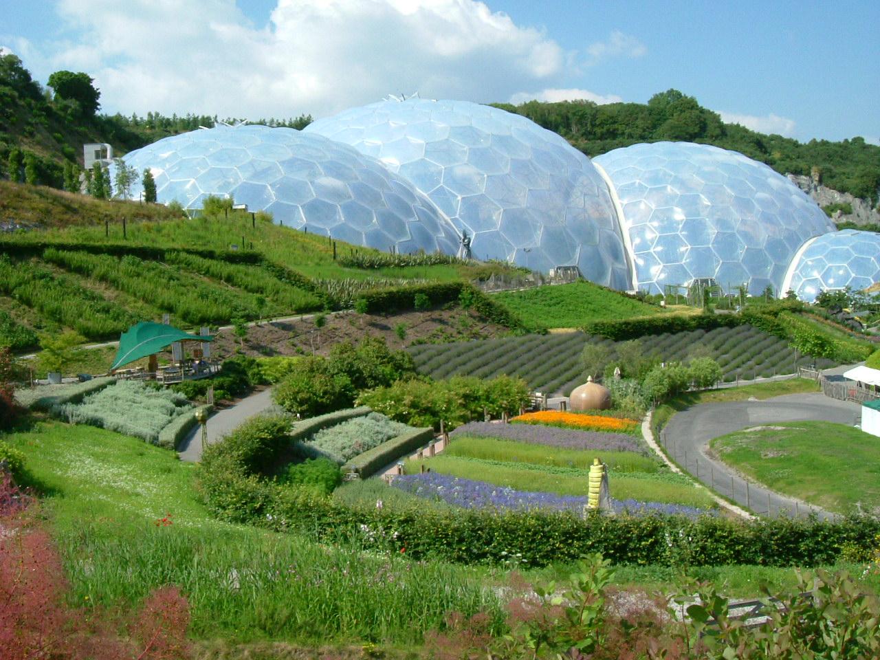 Greenleaf Garden Design Cornwall Eden Project