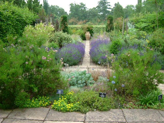 Greenleaf Garden Design Cambridge University Botanic